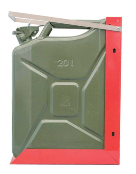 Support block Tank