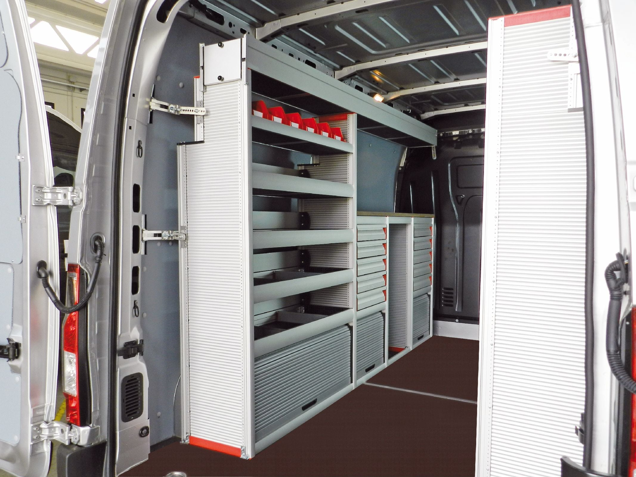 Commercial Vehicle & Vans Installations