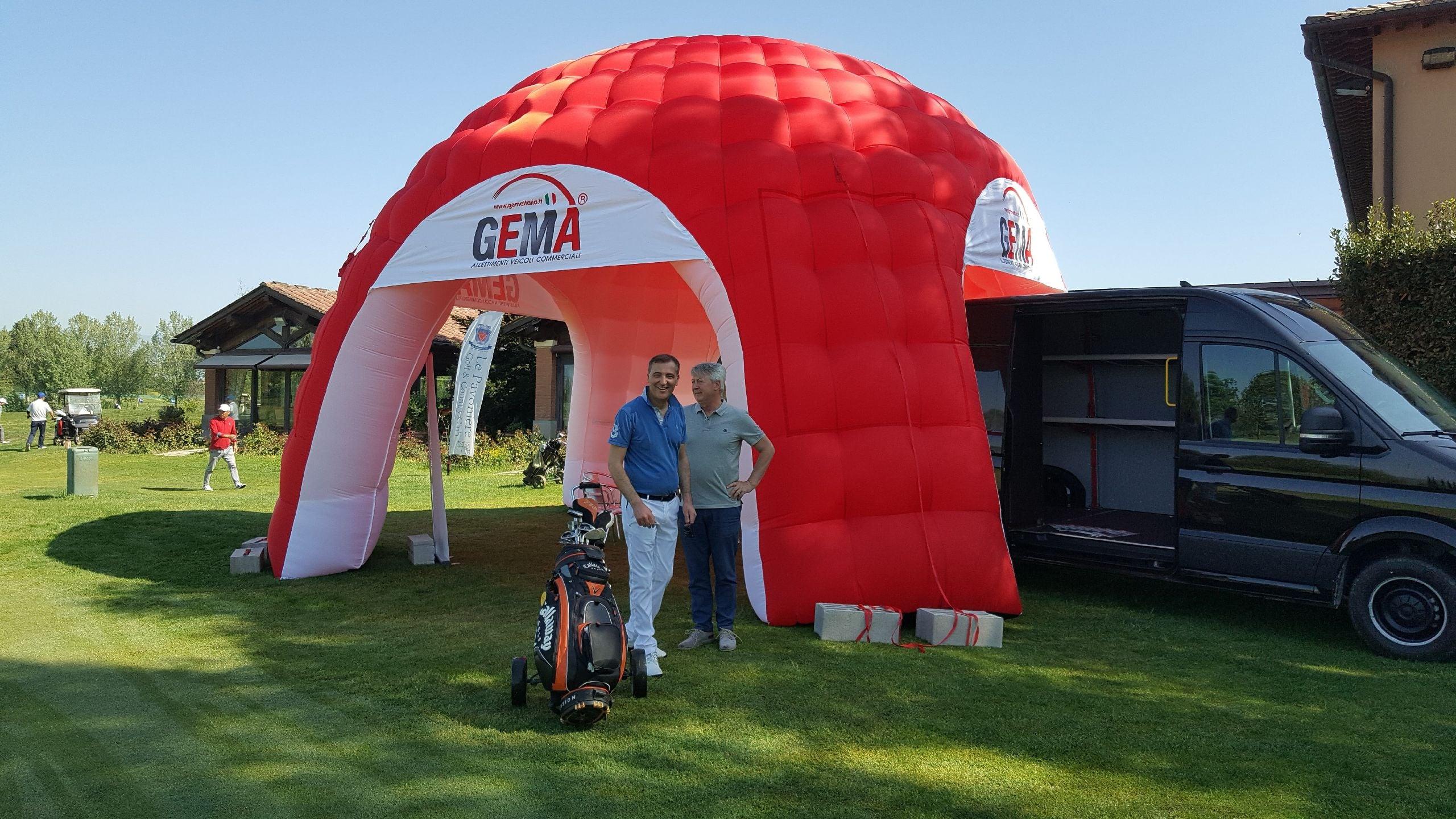 1° trofeo GEMA golf